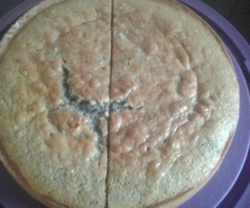 Heidelbeer- Jogurth- Kuchen