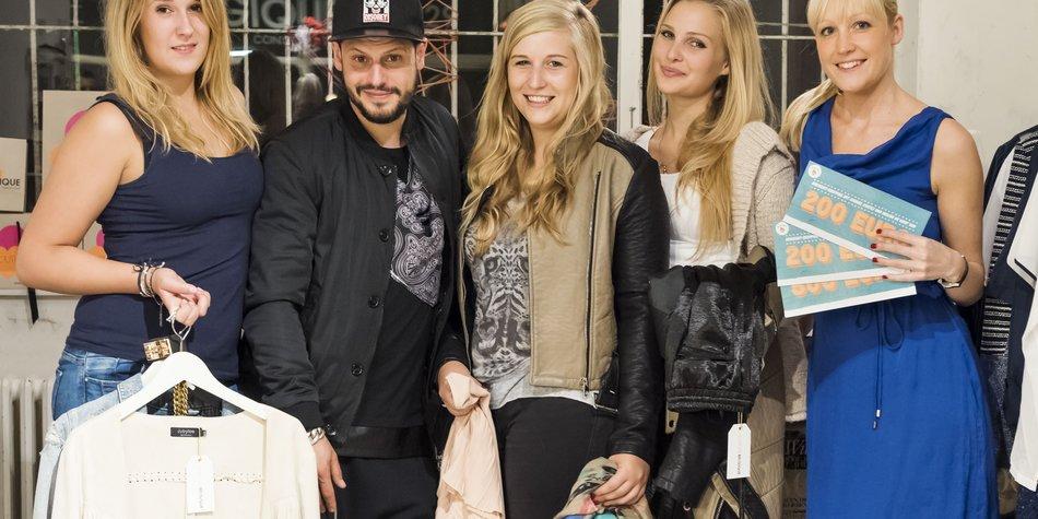 Manuel Cortez beschert drei Mädchen den perfekten Sommerabend