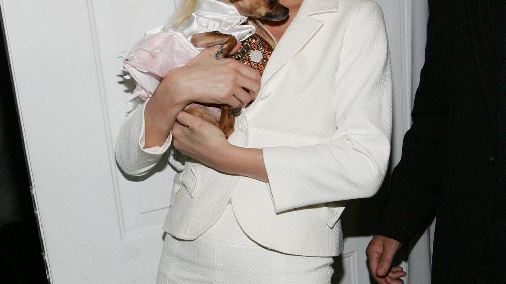 Paris Hilton trauert um Tinkerbell