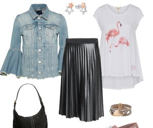 Outfit des Tages: Flamingo-Liebe