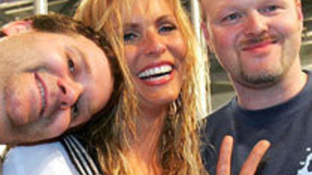 "Stefan Raab: ""TV total Turmspringen"" mit Elton und Co."