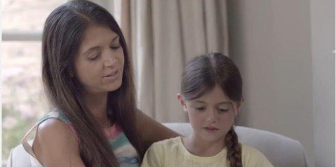 """Dove: Mutter und Tochter in dem Kurzfilm """"Legacy"""""""