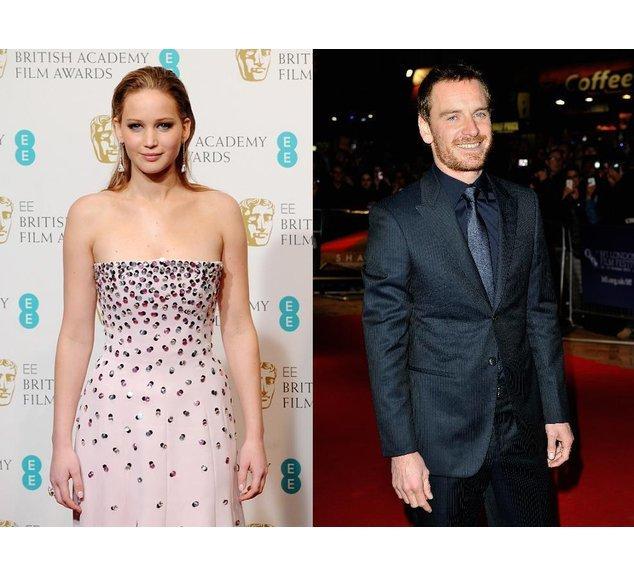 Jennifer Lawrence und Michael Fassbender: Bald ein Paar?