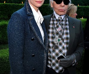Tilda Swinton als Chanel-Model