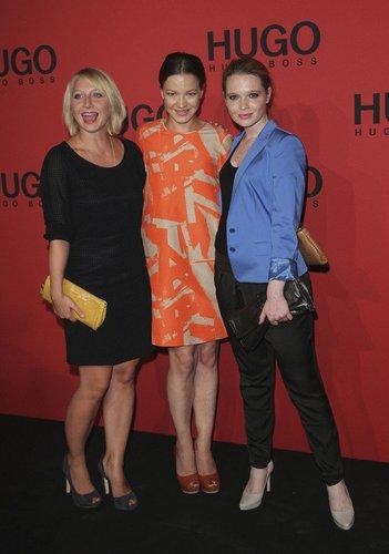 Karoline Herfurth, Anna Maria Muehe und Hannah Herzsprung.