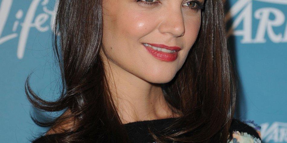 Katie Holmes: Die Freundin ihres Filmpartners kocht vor Eifersucht