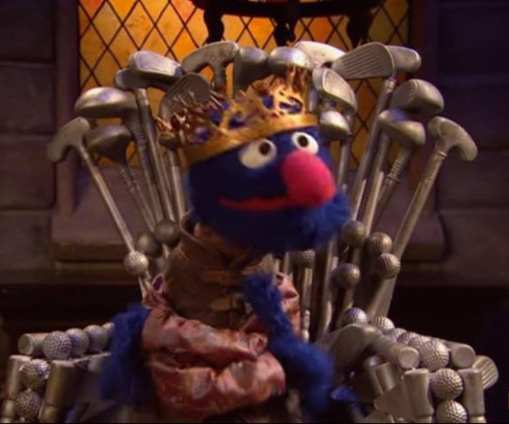 Game of Thrones goes Sesamstraße