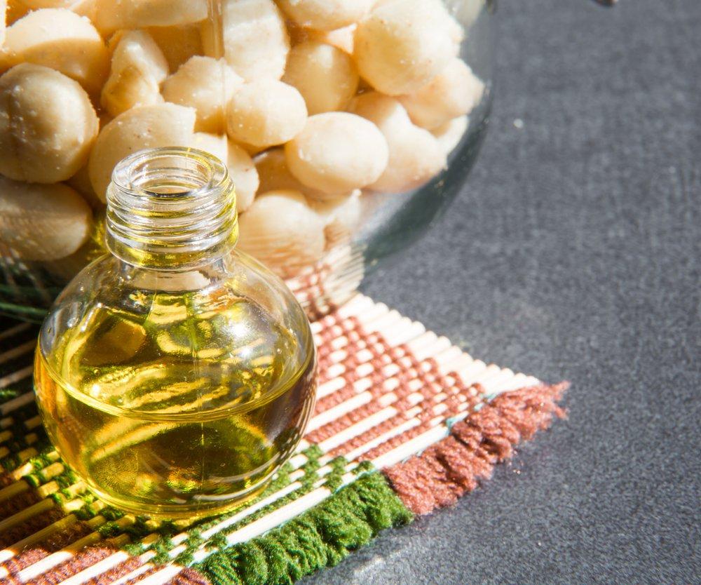 Macadamiaöl Haare