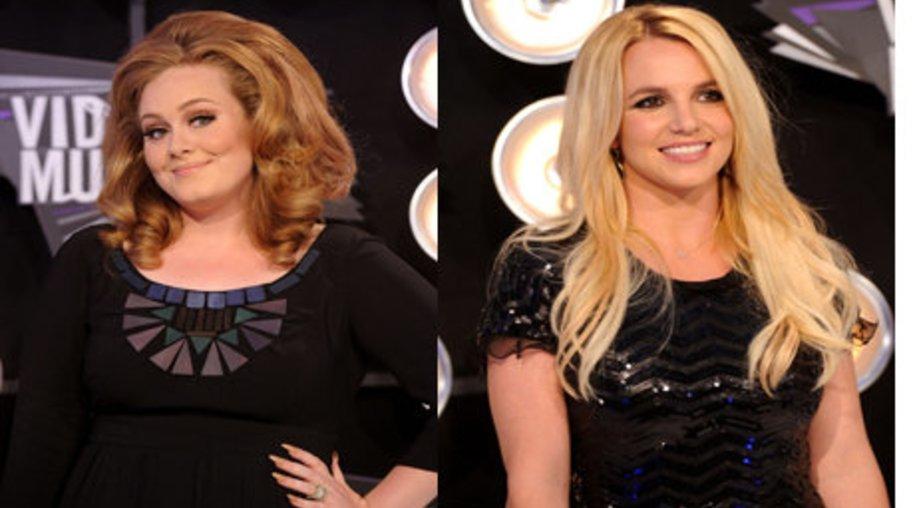 Britney Spears und Adele ausgezeichnet
