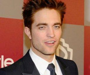 """Robert Pattinson: Live vom """"Breaking Dawn""""-Set"""