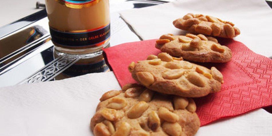 Brasilianische Erdnuss-Cookies