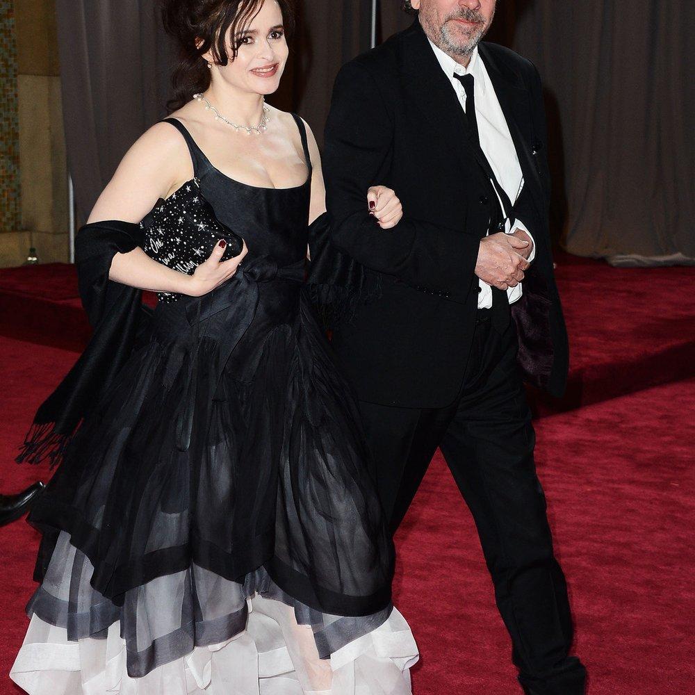 Tim Burton und Helena Bonham Carter: Gemeinsam stark!