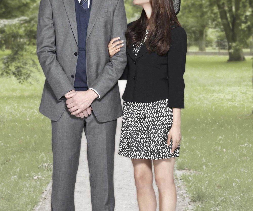 Kate Middleton: Camilla Luddington spielt die angehende Prinzessin