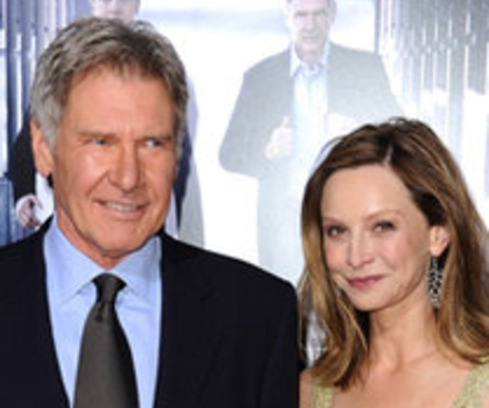 Harrison Ford: Jeans als Hochzeitsoutfit