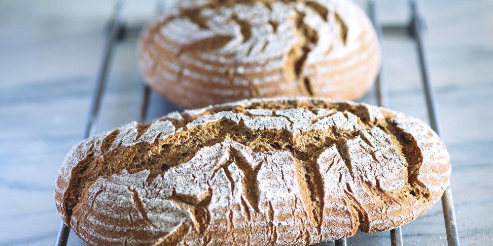 Dein Retter in der Zeitnot: Brot ohne Hefe