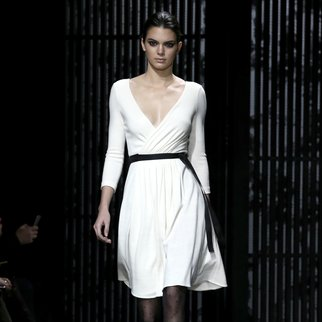 Kendall Jenner rockt die Fashion Week New York