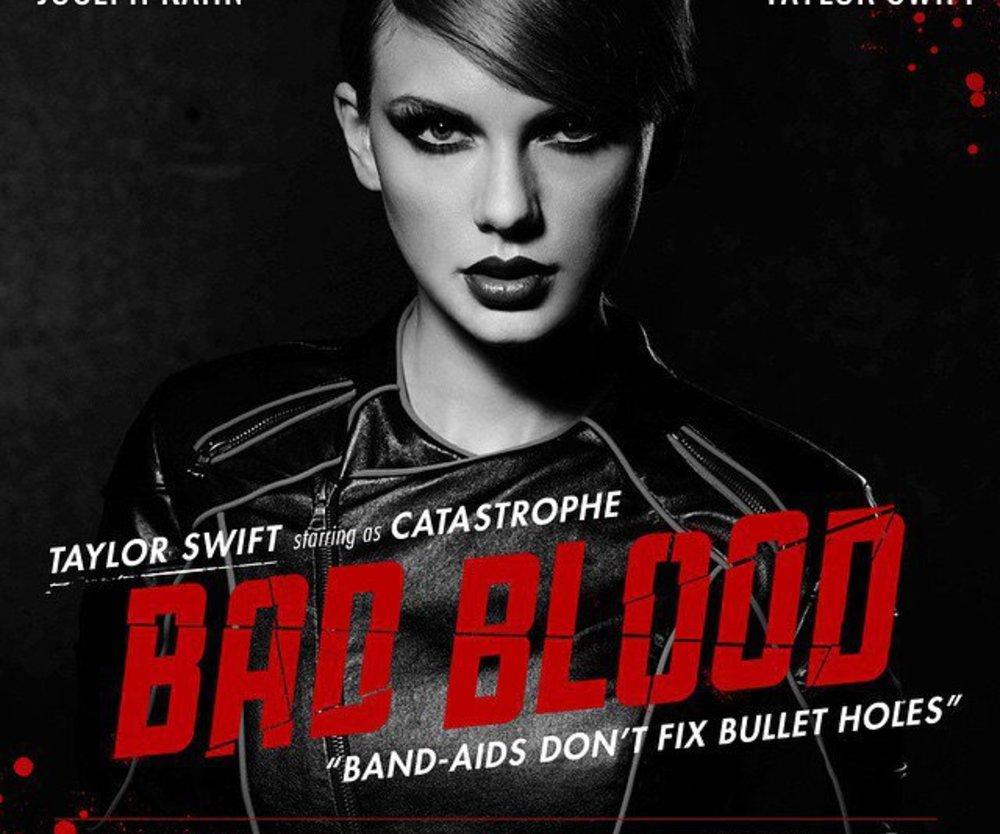Taylor Swift weckt die Vorfreude