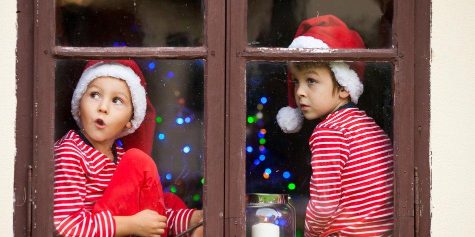 Weihnachten im Kindergarten feiern