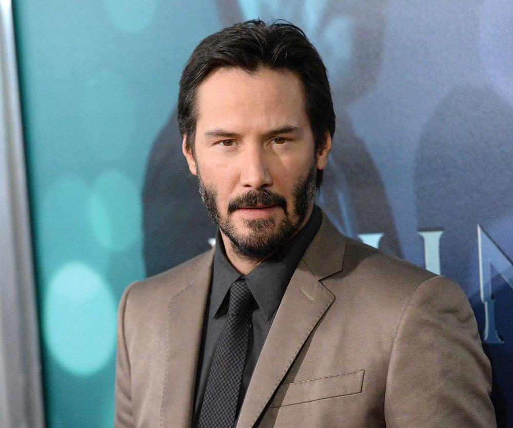 Keanu Reeves würde gern einen Superhelden spielen