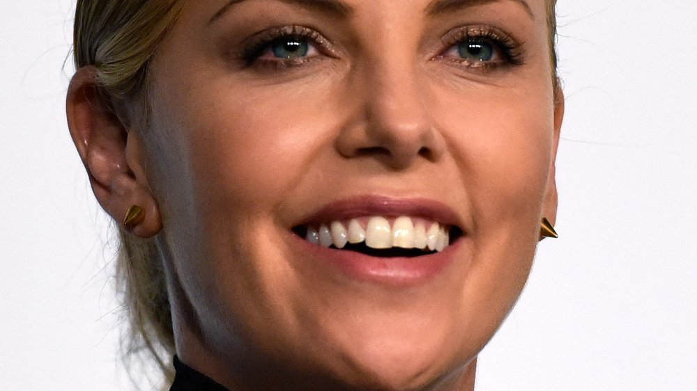 Charlize Theron lud Barack Obama in den Strip Club ein