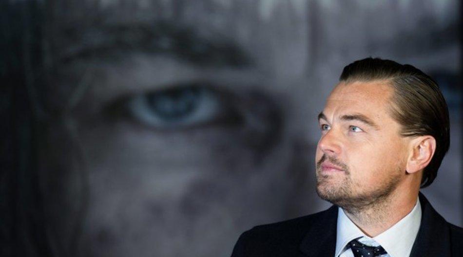 Leonardo DiCaprio hofft auf seinen ersten Oscar.