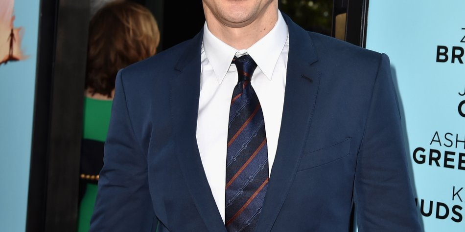 Big Bang Theory-Star Jim Parsons hebt ab