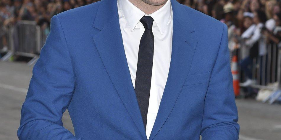 Robert Pattinson: Braucht er eine Therapie?
