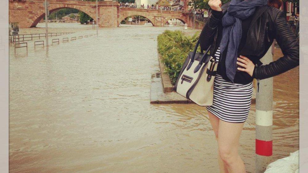 Georgina Fleur: Macht sie sich über Hochwasseropfer lustig?