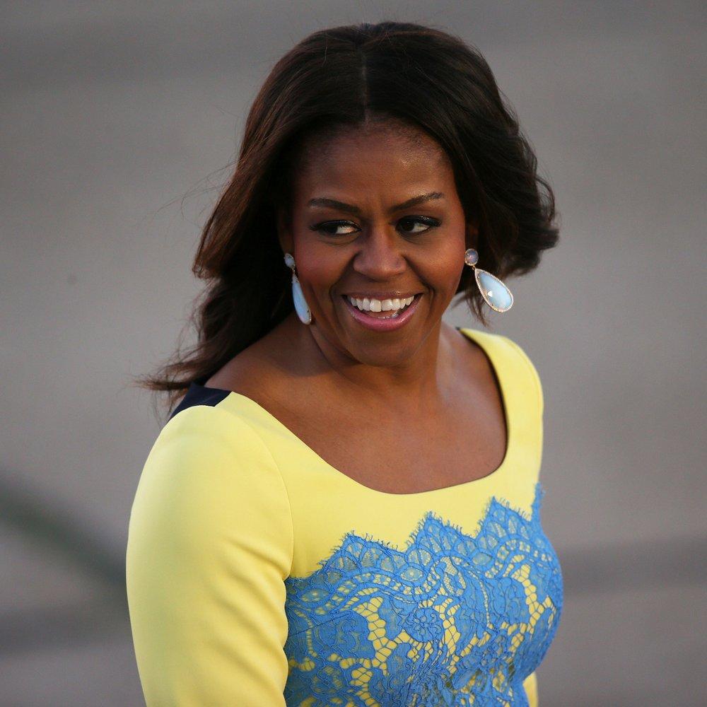Michelle Obama beschenkt Prinz George und Prinzessin Charlotte