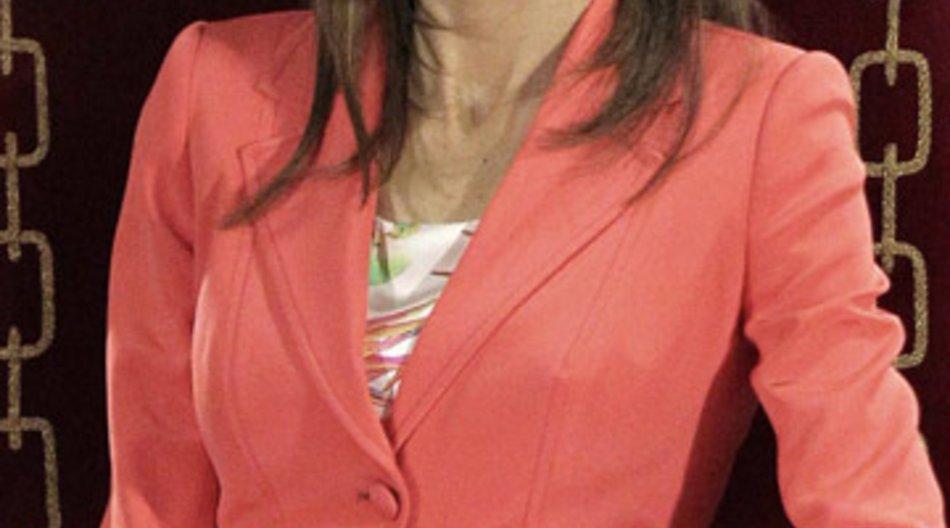 """Letizia sei """"perfektionistisch"""", sagt ihre ehemalige Chefin."""