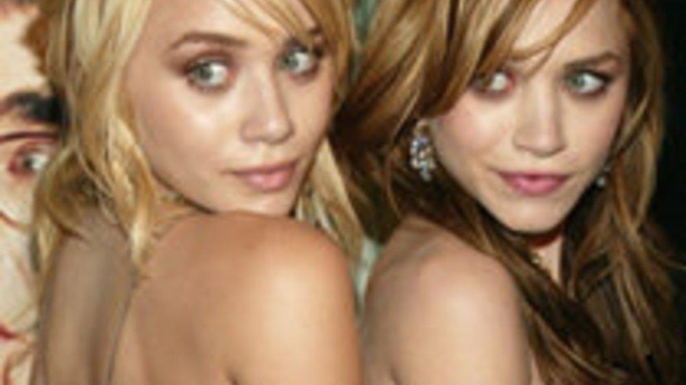 Mary Kate und Ashley Olsen entwerfen nur bequeme Mode
