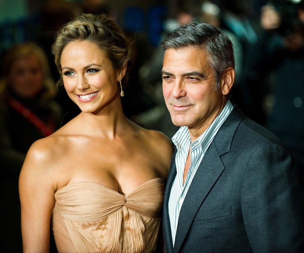 George Clooney: Stacy Keibler hat ihn verlassen!