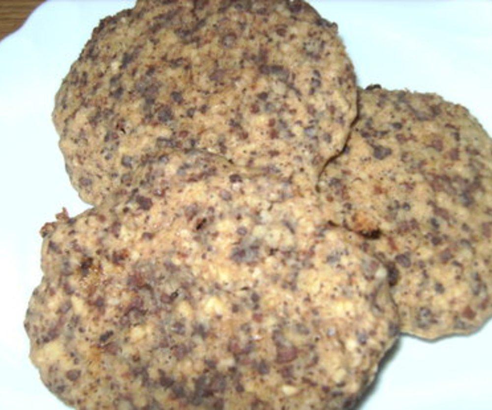 Bananen- Cookies