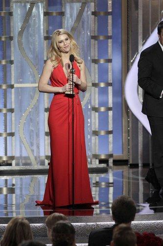 Claire Danes bekommt einen Preis als beste TV-Darstellerin.