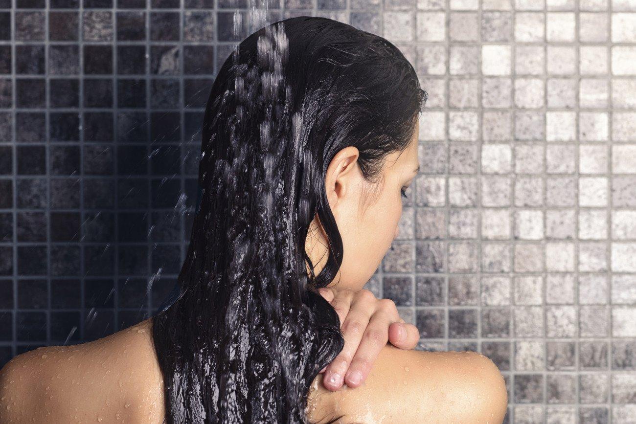 Eiskalt duschen