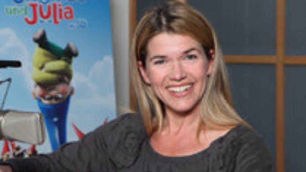Anke Engelke im desired Interview