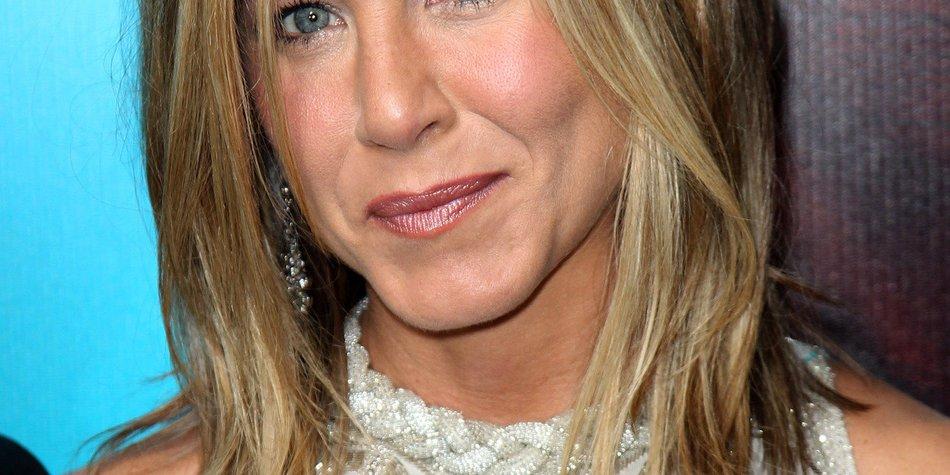 Jennifer Aniston bekommt Nachwuchs?