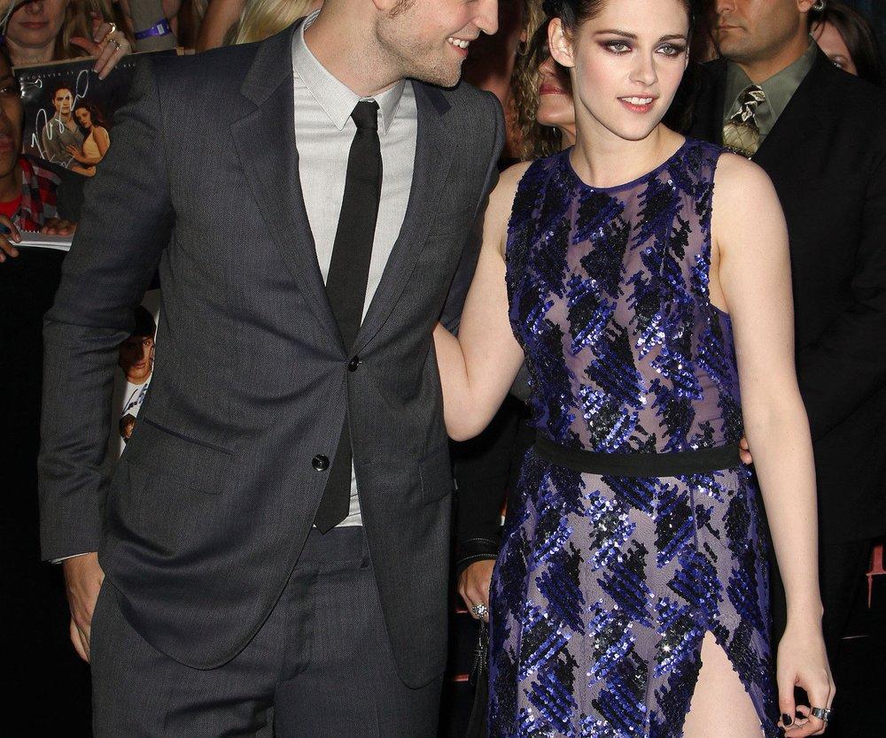 Kristen Stewart macht sich über die Frisur von Robert Pattinson lustig