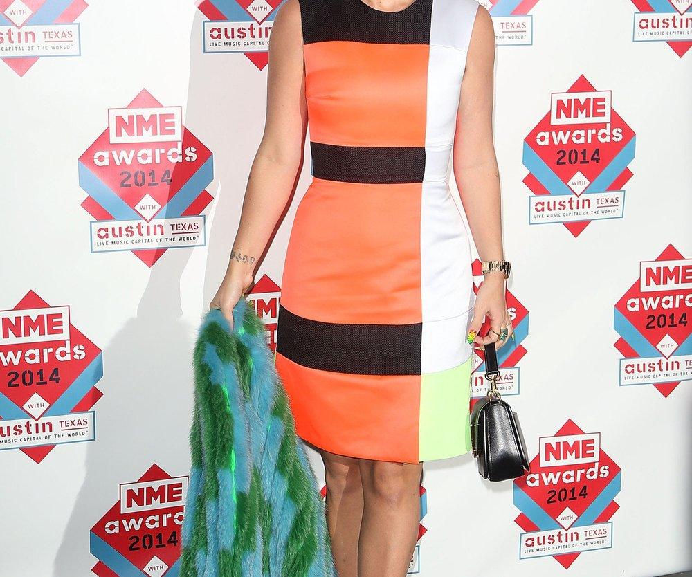 Lily Allen kritisiert das Showbusiness