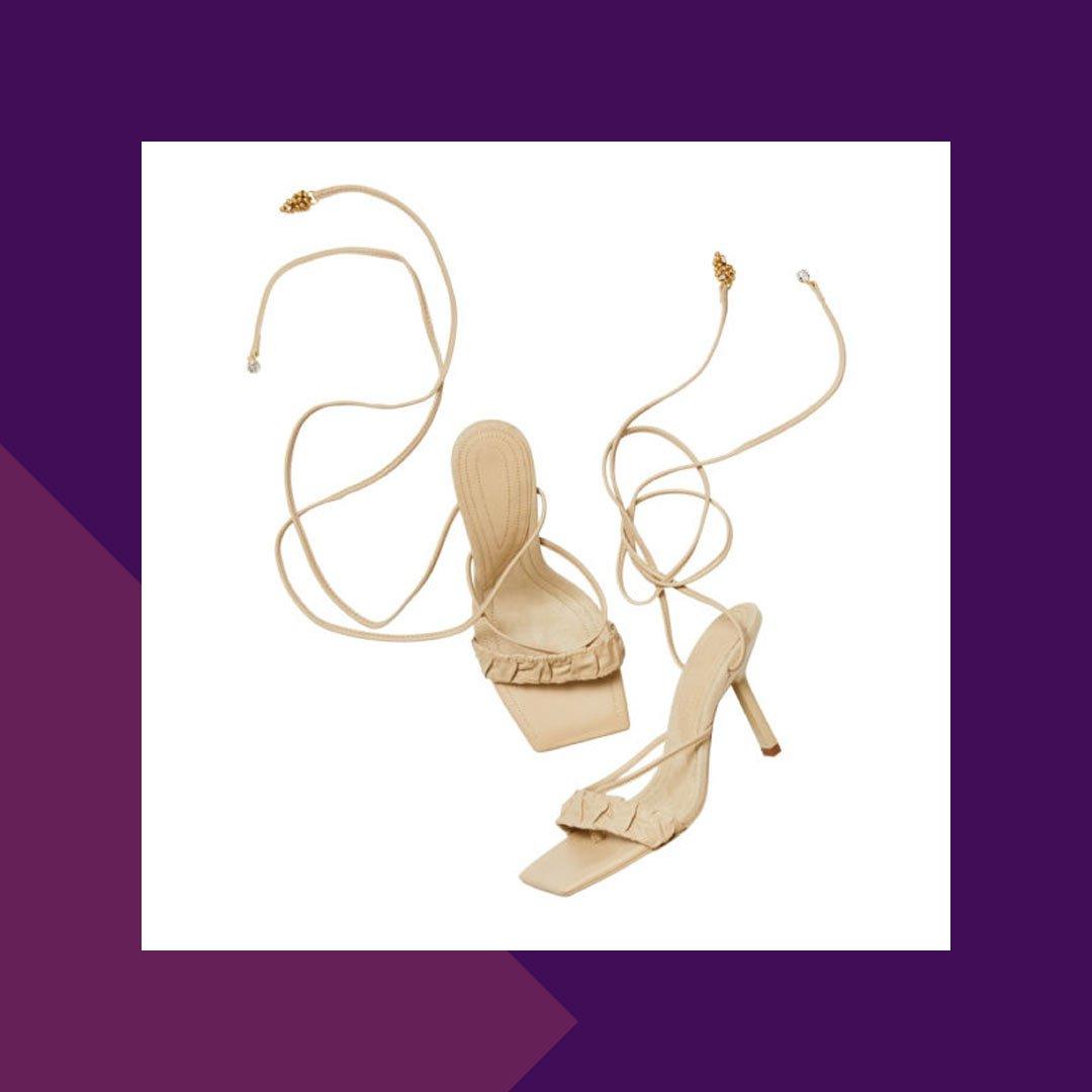 Sandalen H&M-Conscious-Exclusive-Kollektion