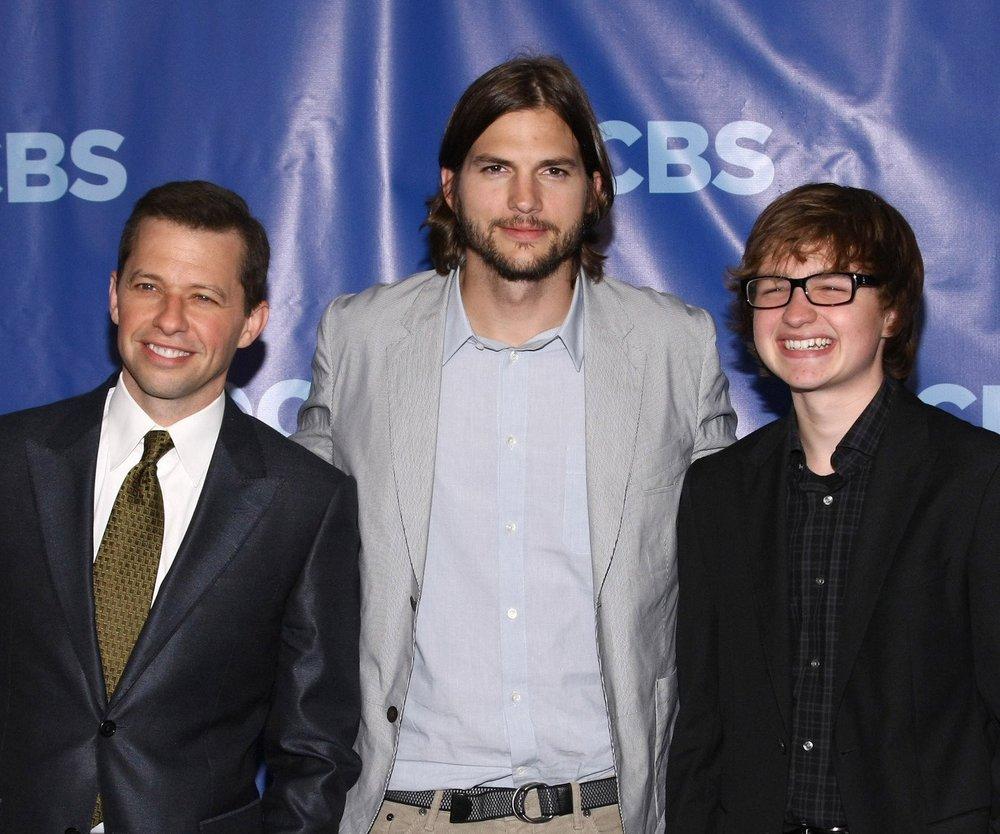 Ashton Kutcher hatte ersten Drehtag