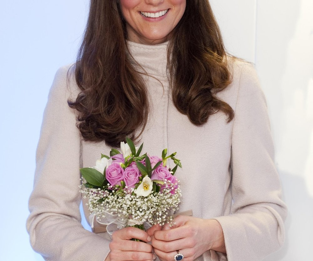 Kate Middleton feierte Weihnachten mit Augenringen