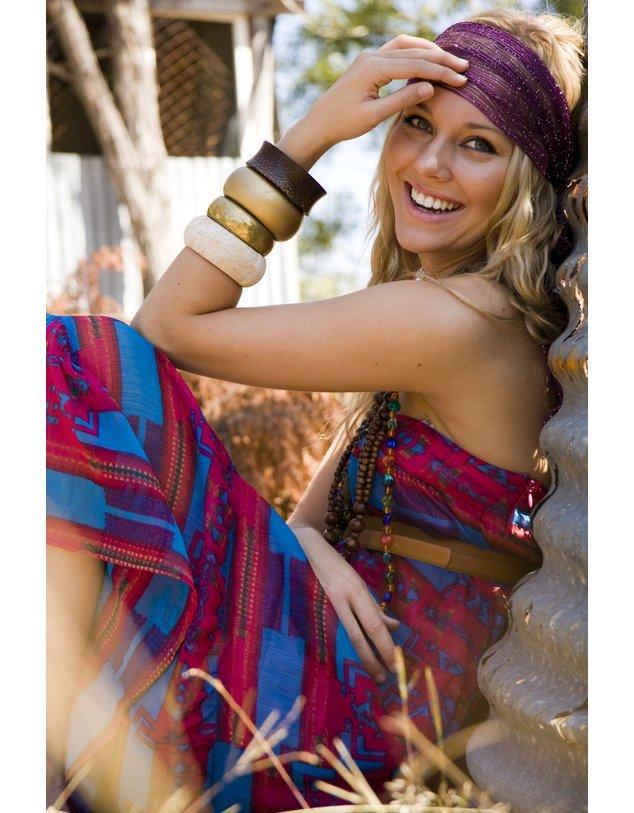 Hippie Stlye bringt Farbe in Dein Leben