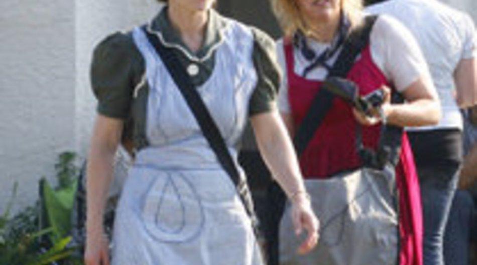 Kate Winslet: Große Hilfe für Evan Rachel Wood