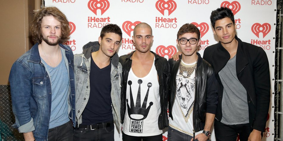 The Wanted trennen sich nach der Tour