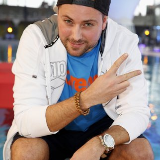 """Felix von Jascheroff ist bei """"Stepping Out"""" dabei"""