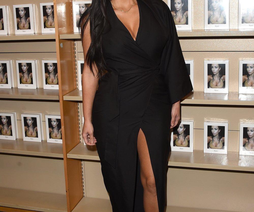 Kim Kardashian wurde rassistisch beleidigt