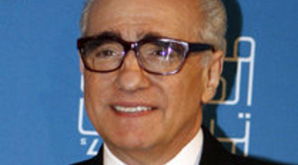 Martin Scorsese wird ausgezeichnet