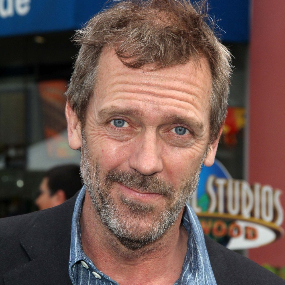 Hugh Laurie ist ungehemmt & stark