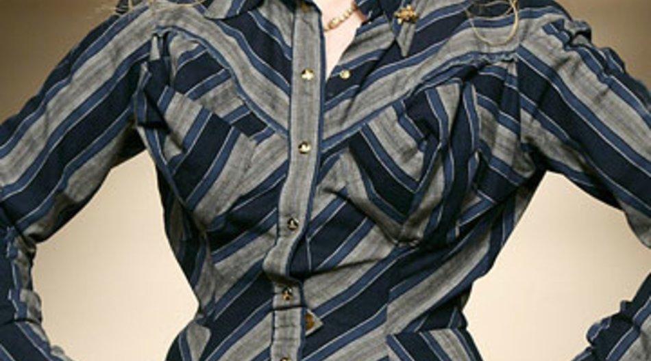 Star-Designerin Vivienne Westwood kritisiert Herzogin Catherines Kleiderfimmel.